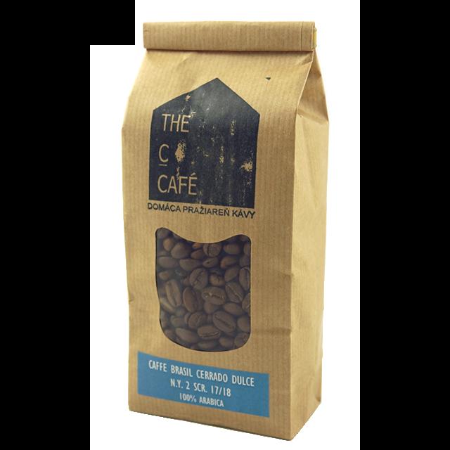 Caffe Brasil Cerrado Dulce N.Y.2 SCR.